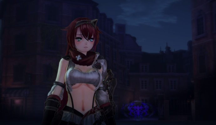 Nights of Azure 2: Bride of the New Moon - Aluche
