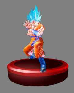 Dragon Ball Xenoverse 2 goku