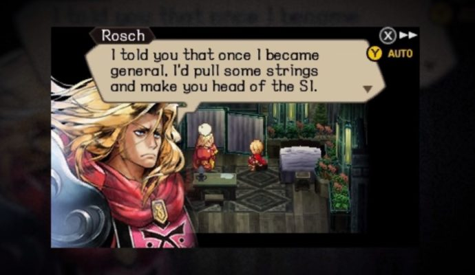 Radiant Historia: Perfect Chronology Rosch