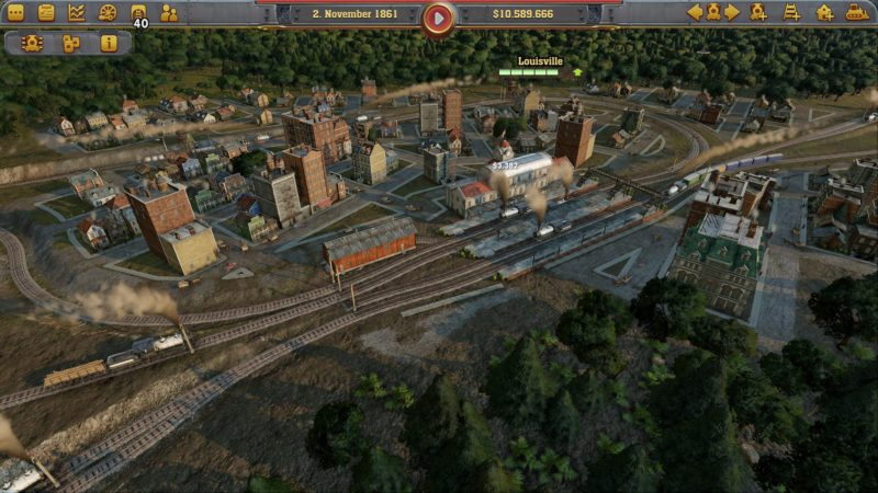 Railway Empire Louisville