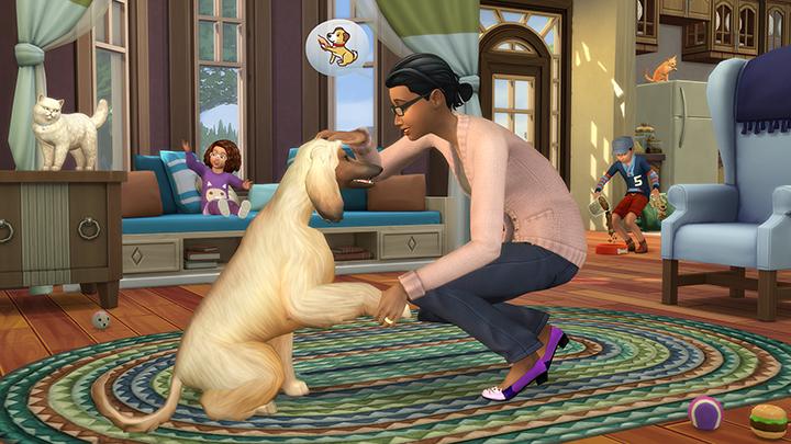 Les Sims 4 Chiens et Chats animaux