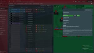 Football Manager 2018 - stratégie 3
