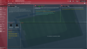 Football Manager 2018 - cohésion