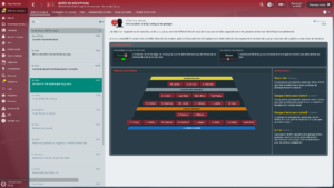 Football Manager 2018 - leadership