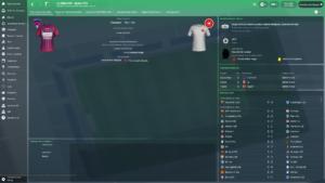 Football Manager 2018 - match