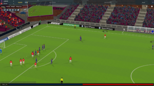 Football Manager 2018 - 3D 2