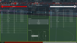 Football Manager 2018 - analyse match 3D 2