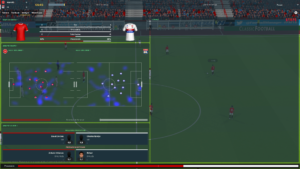 Football Manager 2018 - Analyse match 3D 3