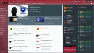 Football Manager 2018 - presse