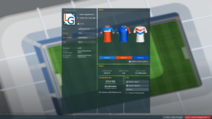 Football Manager 2018 - création d'équipe