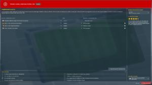 Football Manager 2018 - préparation partie