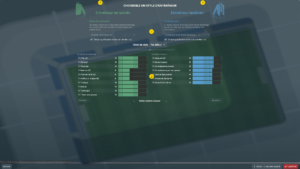 Football Manager 2018 - style enraineur
