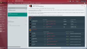 Football Manager 2018 - blessures