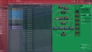Football Manager 2018 - stratégie