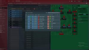 Football Manager 2018 - stratégie 2