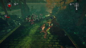 Hand of Fate 2 - combat 1