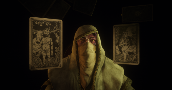 Hand of Fate 2 - choix