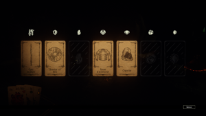 Hand of Fate 2 - equipement