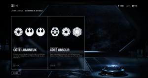 Star Wars: Battlefront II - scénario