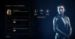 Star Wars: Battlefront II - personnage