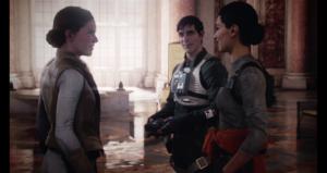 Star Wars: Battlefront II - émotions
