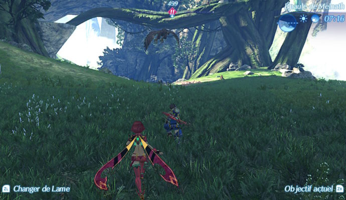 Test Xenoblade Chronicles 2 - Exploration