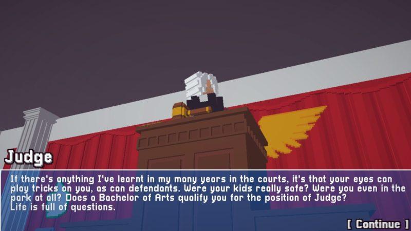 Think of the Children tribunal