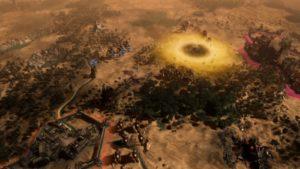 Warhammer 40,000: Gladius - Relics of War gaeplay