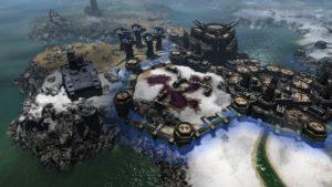 Warhammer 40,000: Gladius - Relics of War gameplay