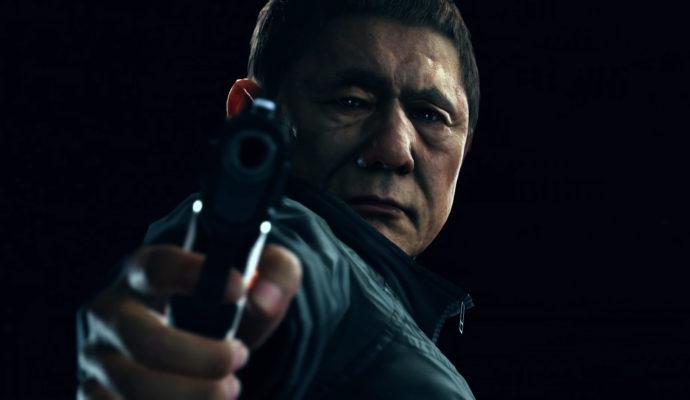 Yakuza 6: The Song of LifeTakeshi Kitano