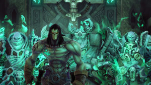 PlayStation Plus Darksiders 2 Deathinitive Edition Mort
