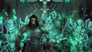 PlayStation Plus Darksiders 2 Deathinitive Edition Mort