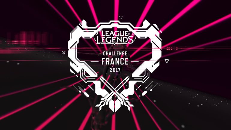 League of Legends Challenge France