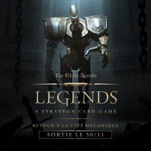 The Elder Scrolls: Legends artwork