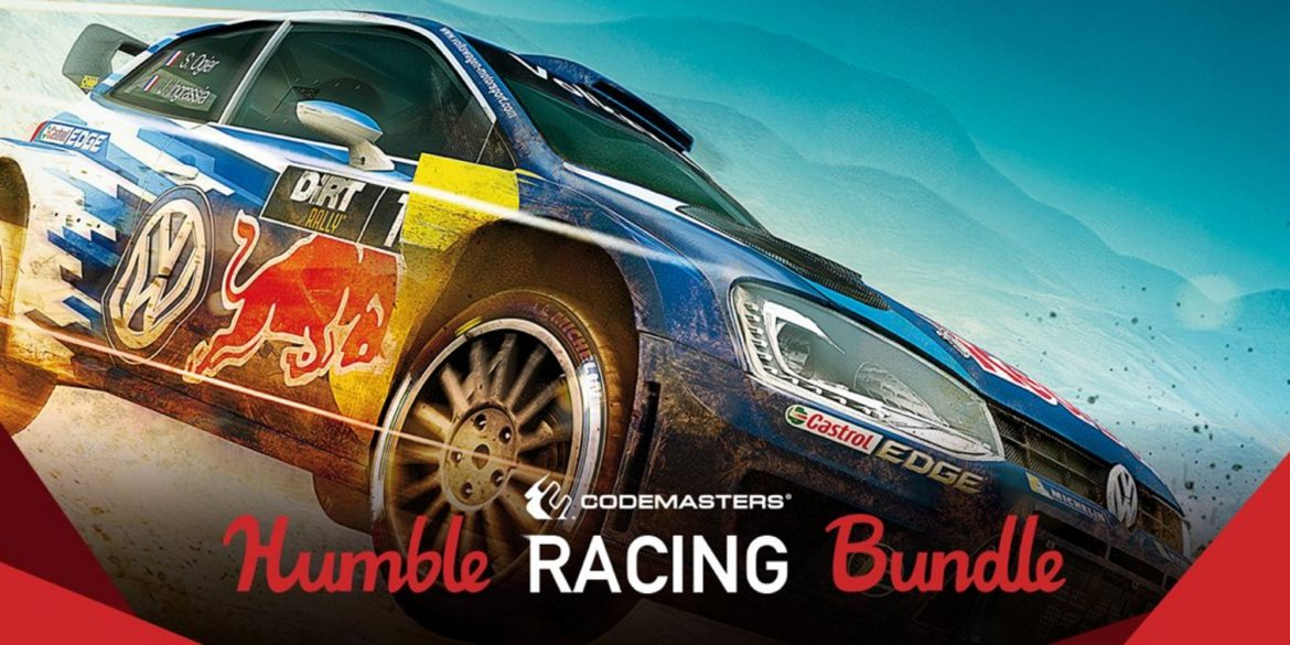 humble bundle racing titre