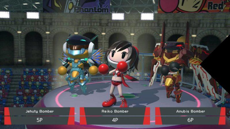 Super Bomberman R Grand prix