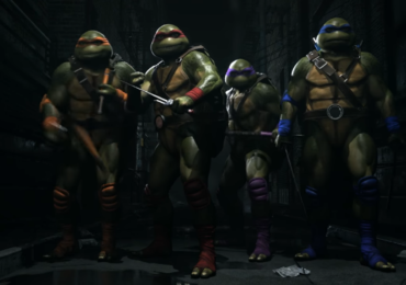 Injustice 2 tortue ninja