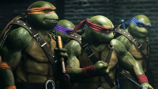 Injustice 2 Tortues Ninja