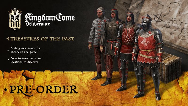 Kingdom Come: Deliverance édition spéciale