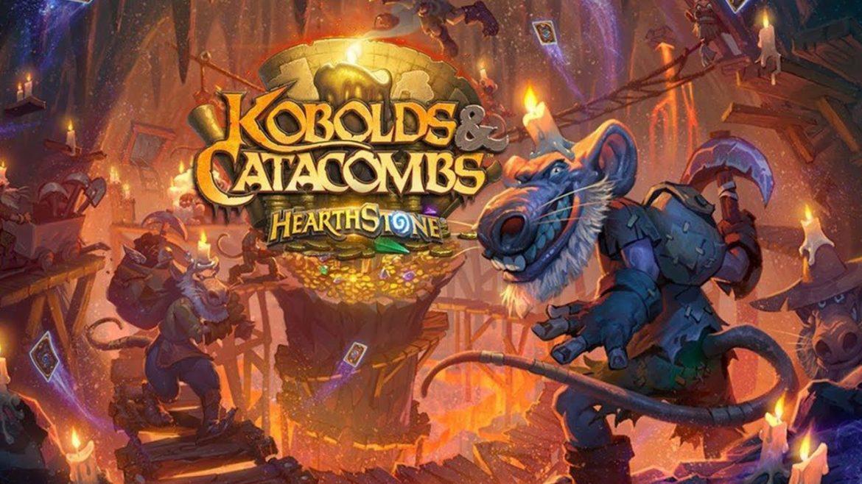 Hearthston Kobolds et Catacombes