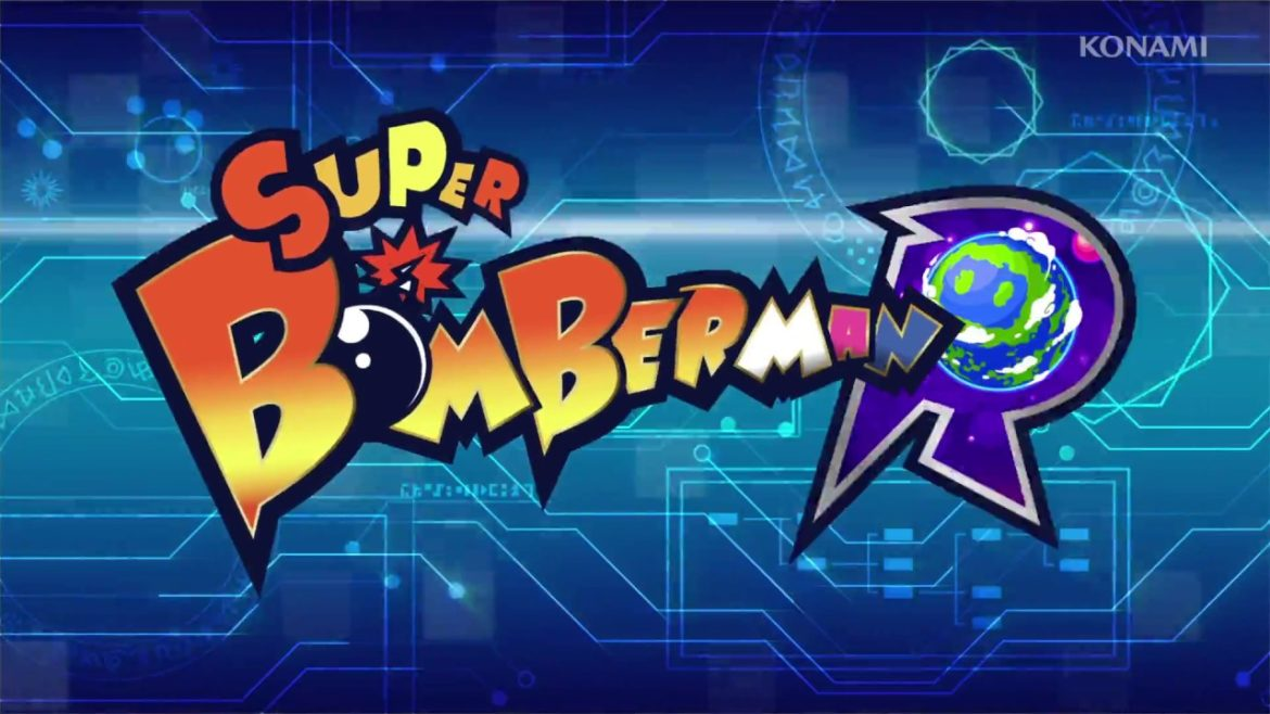 Super Bomberman R titre