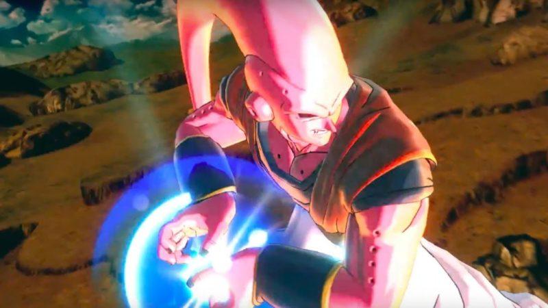 Dragon Ball Xenoverse 2 buu gohan
