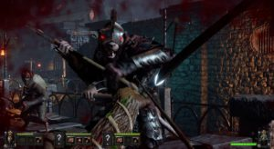 Games with Gold - Warhammer : The End Times - Vermintide combat