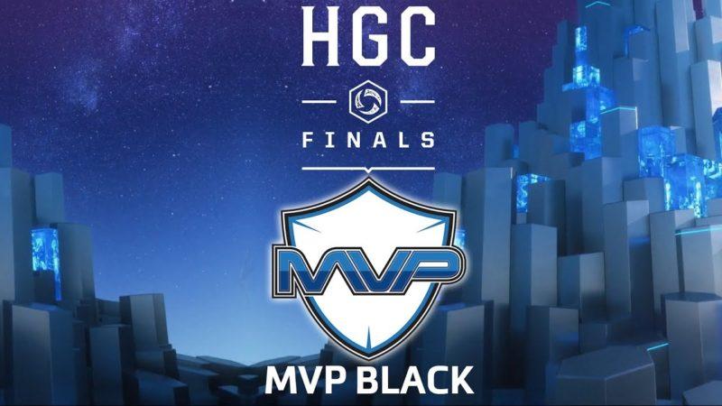 finales HGC coupe du monde de Heroes of the Storm : MVP black gagnants