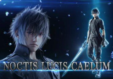 Tekken 7 Noctis Lucis Caelum
