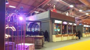 PGW 2017 made in France stand