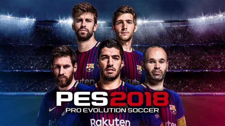 Konami : Pro Evolution Soccer