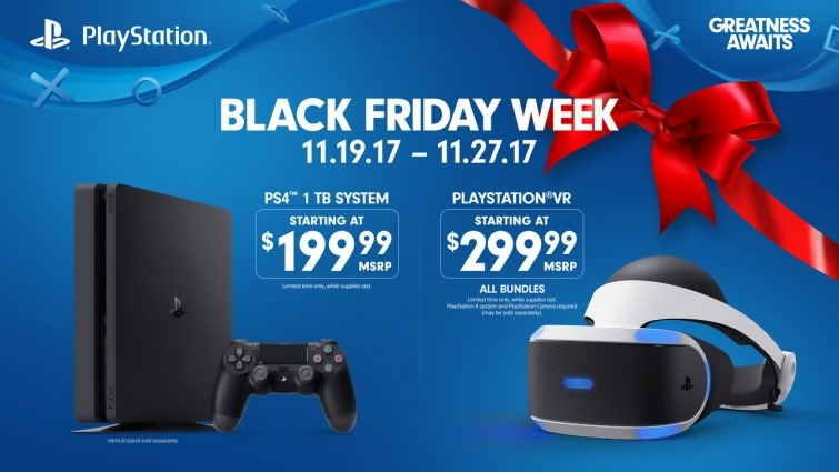 Sony Black Friday