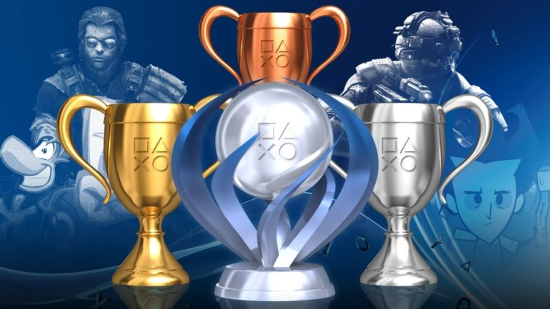 Trophée PlayStation