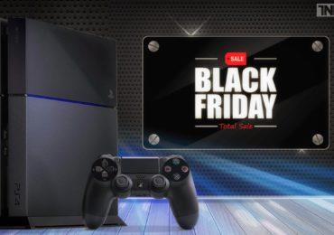 Sony Black Friday